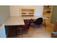 2 sets of office furniture - £25 each
