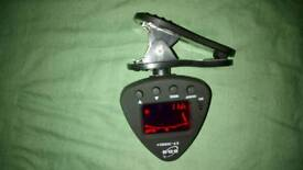 Unbranded Guitar with tuner