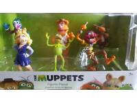 The Muppets 6 figurine playset
