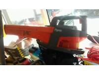Flymo garden vac / blower