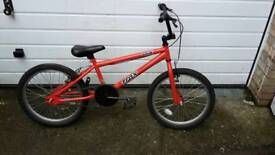 "Trax BMX 20"" Bicycle"