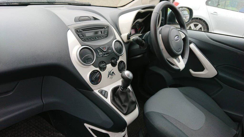 Ford Ka   L Petrol Start Stop Not Fiesta Focus Fiat  Citroen C