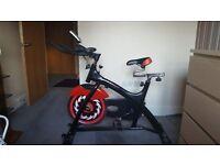 Studio Style Exercise Bike - Cintura Flash 5000 **20KG Fly-Wheel**