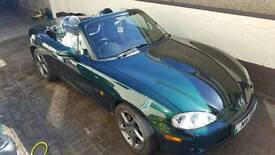 Mazda MX5 | Excellent Condition | Great Price | Includes 4 Spare Tires