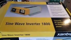 Sine Wave Inverter 1800