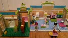 Lego Friends Vet Set 3188 (discontinued set)