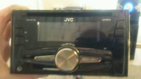 Jvc kw- r510 car radio