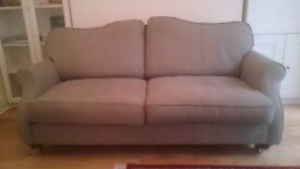 Large 2-seater DFS sofa. Good condition. Comfortable.