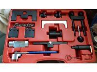 VAG cambelt tool for 2000 Audi B5 2.5 Tdi V6 locks cams