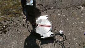 Electronic saw