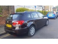 Chevrolet Cruze LT 1.6 5dr (Low mileage)