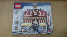 Lego Cafe Corner - 10182 - Rare Set