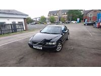 Volvo S60 T S - 2.0l petrol. Black. Good Condition. FSH. Low miles.