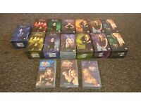 Complete VHS set of Buffy. Asking for offers