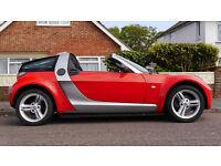 2005 54 plate SMART Roadster Coupe *PADDLESHIFT* £2150 ono