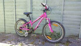 Specialized girls bike