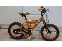Kids bike -14 inch wheel
