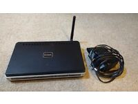 DSL-2640B Wireless G ADSL2+ Modem Router - D-Link