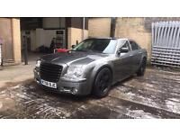 2008 Chrysler 300 crd 3.0 Automatic / Triptronic # full leather # parking sensors only 80k