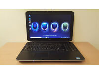 Fast Dell Laptop Full size 15,6 screen i5 2.70GHz Windows 10 very good condition