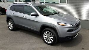 2015 Jeep Cherokee Limited +Navigation, Toit Pano+