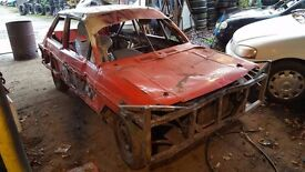 1300 stock car - ready to race with belts - recently had engine rebuilt £1000