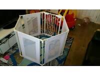 BabyStart playpen/room divider