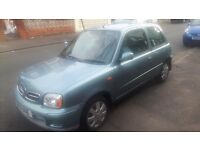 nissan micra Activ 51 reg with only 42000 miles one owner