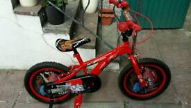 Kids Disney Pixar Cars 2 bicycle