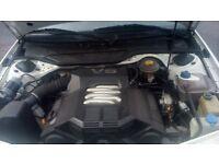 LHD Left Hand Drive Audi A6 LPG