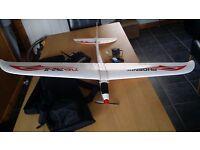 Radio Control Glider Phoenix TW- 742-II