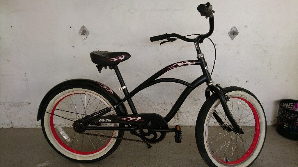 Children's Electra Beach Cruiser Bike
