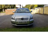 Toyota Avensis 1.8 petrol very good condition