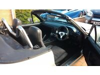 Mazda Eunos Roadster. Very Good Condition. Full twelve months MOT