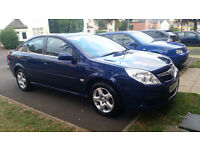 Vauxhall Vectra 1.9 CDTI, year 2008, diesel, low milage, blue, manual