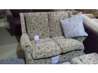 sofa 2 seater 2 arm chairs