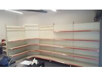Shop racking/shelving