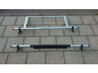 Rhino roof racks for Transit Custom /Vauxhall Vivaro