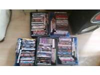 Dvds job lot or singles