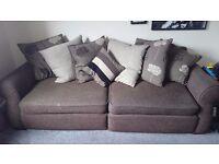 Reid furniture sofa 4 seater