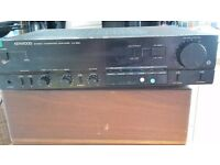 Kenwood KA-550D Stereo Integrated Amplifier with turntable input