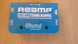 Radial Pro-RMP Studio Reamper