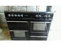 Range cooker 100 cm with waranty offer sale £199