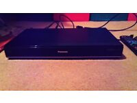 Blu Ray Player and HDD Panasonic DMR PWT 530