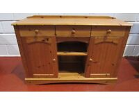 PINE CABINET DRAWERS GOOD CONDITION FREE DELIVERY IN LIVERPOOL