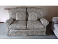 Two seater sofa, from a smoke free home