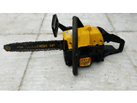 McCulloch petrol chainsaw mac 335 - 14""