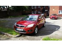 Ford focus 2009 1.6 ltr style