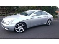 The Best Of The Best.2008 Mercedes Cls 320 Cdi Diesel Coupe Automatic Face Lift Model.c.e.s.a.class