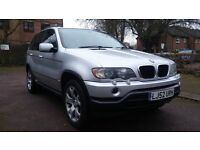 BMW X5 3.0d SPORT ** FULLY LOADED SPECS ** BLACK LEATHER ** FSH